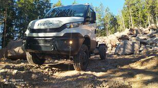 καινούριο φορτηγό σασί IVECO Daily 4x4 70S18 WX