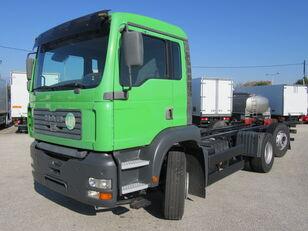 φορτηγό σασί MAN 26360-26.360-26.363-26363 TGA