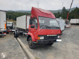 φορτηγό σασί MITSUBISHI Canter