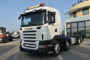 φορτηγό σασί SCANIA R 500 8X2 / EURO 4
