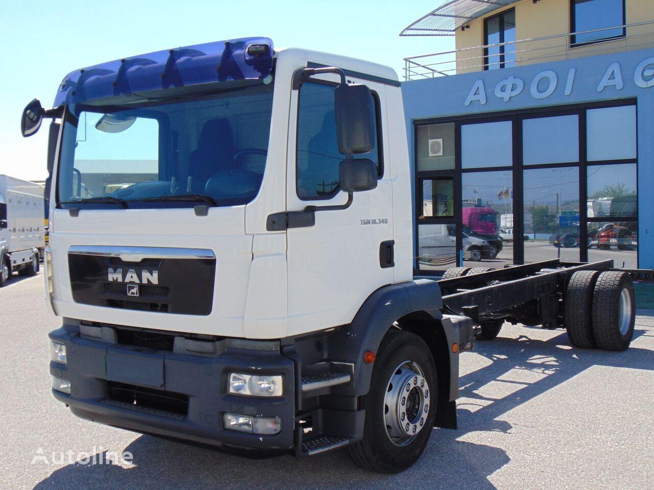 φορτηγό σασί MAN 18340 TGM /EURO 5