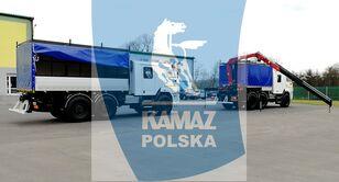 καινούριο φορτηγό στρατιωτικό KAMAZ 6x6 SERWISOWO-WARSZTATOWY