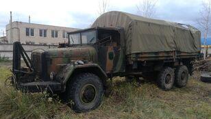 φορτηγό στρατιωτικό MAGIRUS-DEUTZ JUPITER κατά ανταλλακτικό