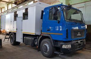 καινούριο φορτηγό στρατιωτικό MAZ 5340