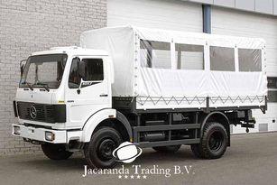 φορτηγό στρατιωτικό MERCEDES-BENZ 1017