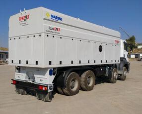 καινούριο φορτηγό στρατιωτικό TEKFALT basFALT Binding Agent Spreader
