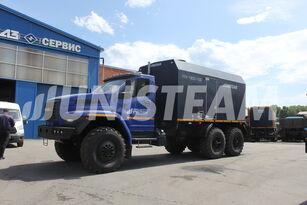 καινούριο φορτηγό στρατιωτικό UNISTEAM ППУА 1600/100 серии UNISTEAM-M1 УРАЛ NEXT 4320