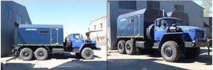 καινούριο φορτηγό στρατιωτικό URAL Паропромысловая установка ППУА-1600/100 на шасси Урал 4320