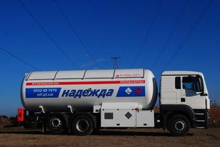 καινούριο φορτηγό βυτιοφόρο μεταφοράς αερίου EVERLAST АЦГ-24