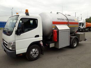 φορτηγό βυτιοφόρο μεταφοράς αερίου Mitsubishi Fuso FUSO