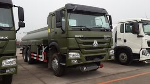 καινούριο φορτηγό βυτίο HOWO 375