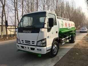 φορτηγό βυτίο ISUZU 5000L