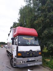 ισοθερμικό φορτηγό MERCEDES-BENZ Atego 1828