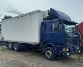 ισοθερμικό φορτηγό SCANIA 113-360