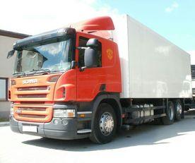ισοθερμικό φορτηγό SCANIA P380