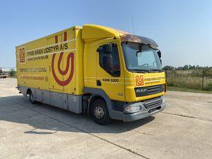 ισοθερμικό φορτηγό DAF LF 45.220 235.000tkm