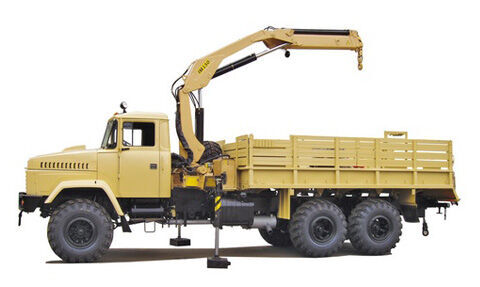 όχημα οδικής βοήθειας KRAZ 6322-056