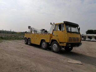όχημα οδικής βοήθειας SHACMAN SHAANXI