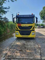 βυτιοφόρο φορτηγό μεταφοράς καυσίμου OMSP Iveco stralis