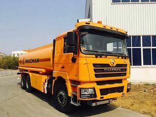 καινούριο βυτιοφόρο φορτηγό μεταφοράς καυσίμου SHACMAN