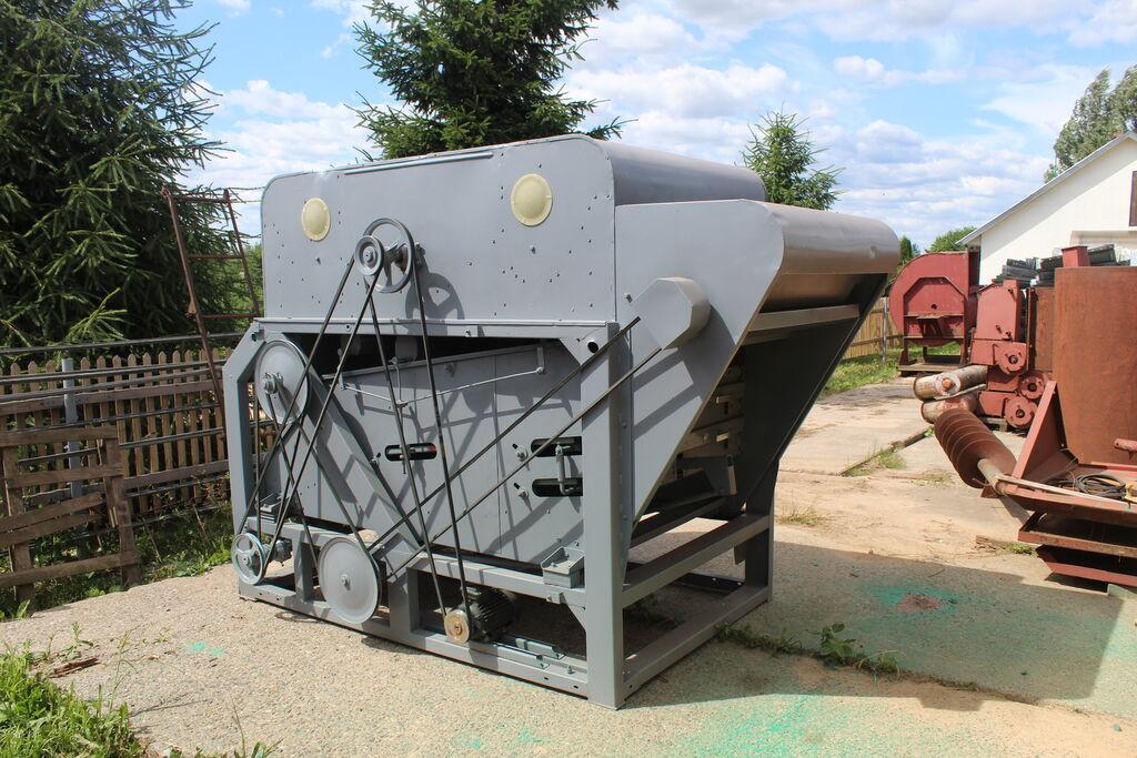 καθαριστήρας κόκκων PETKUS K-218 Selectra