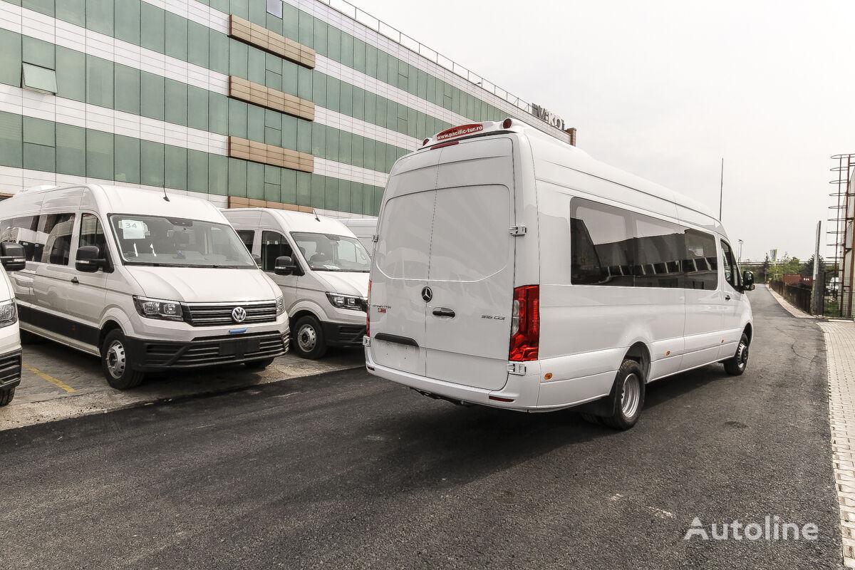 καινούριο μικρό επιβατικό λεωφορείο MERCEDES-BENZ IDILIS 516 19+1+1 *COC* Ready for delivery