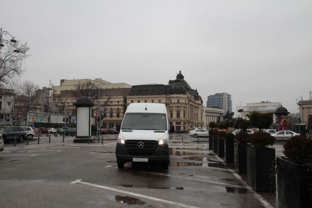 καινούριο μικρό επιβατικό λεωφορείο MERCEDES-BENZ IDILIS 516 *COC*