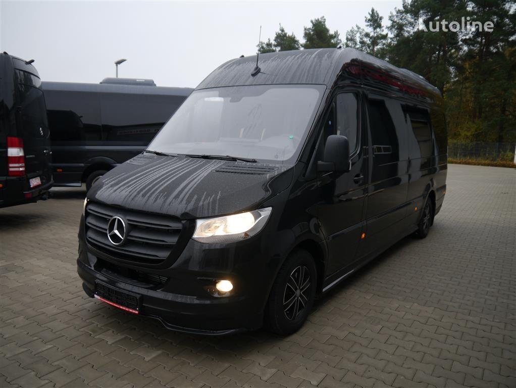 καινούριο μικρό επιβατικό λεωφορείο MERCEDES-BENZ Sprinter 316 CDI,Autom. Komfort-DVD usw od. 319 MP