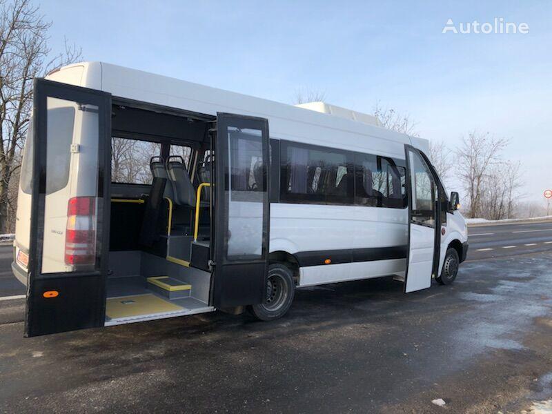 καινούριο μικρό επιβατικό λεωφορείο MERCEDES-BENZ Sprinter 516
