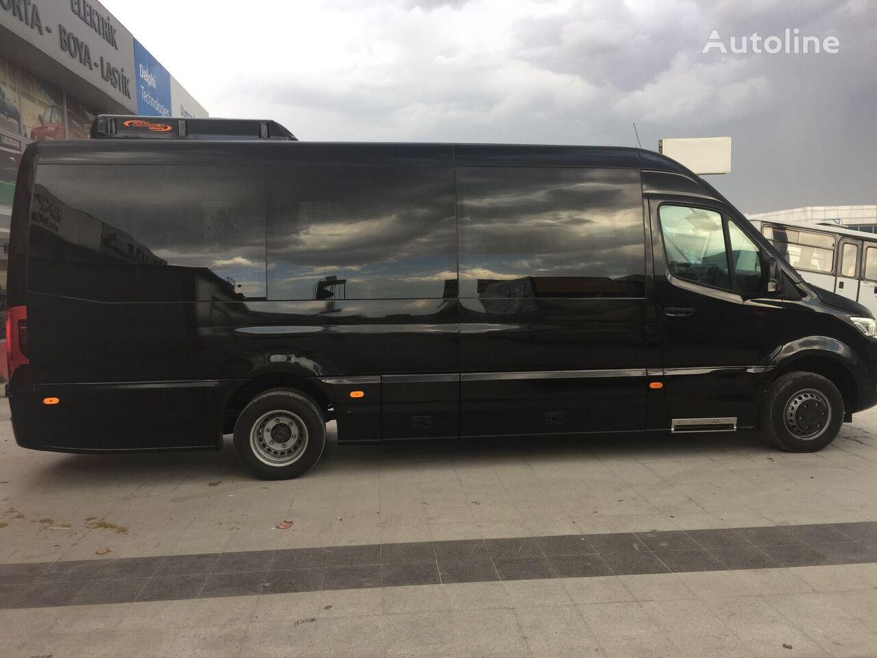 καινούριο μικρό επιβατικό λεωφορείο MERCEDES-BENZ Sprinter 519