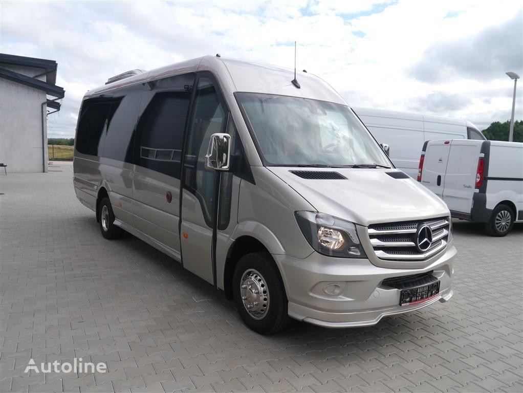 μικρό επιβατικό λεωφορείο MERCEDES-BENZ Sprinter 519 CDI,24 Plätze Komfort-ViP, XXXL-Verlänerung,Klima,