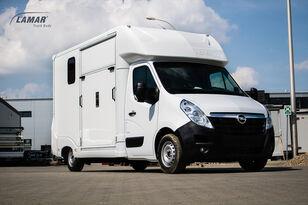 καινούριο όχημα μεταφοράς αλόγων OPEL Movano