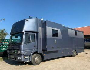όχημα μεταφοράς αλόγων MERCEDES-BENZ Pferdetransporter