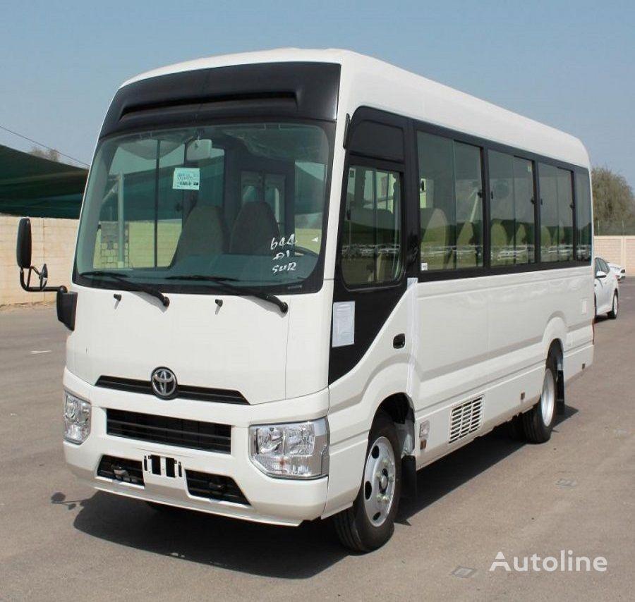 καινούριο προαστιακό λεωφορείο TOYOTA coaster