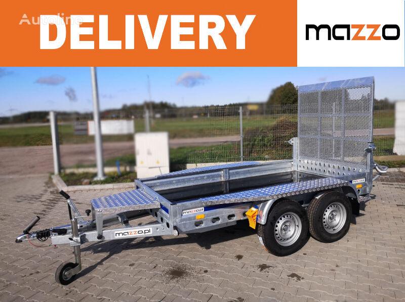 καινούριο ρυμουλκούμενο αυτοκινητάμαξα B2630 Plant trailer for mini excavators builder