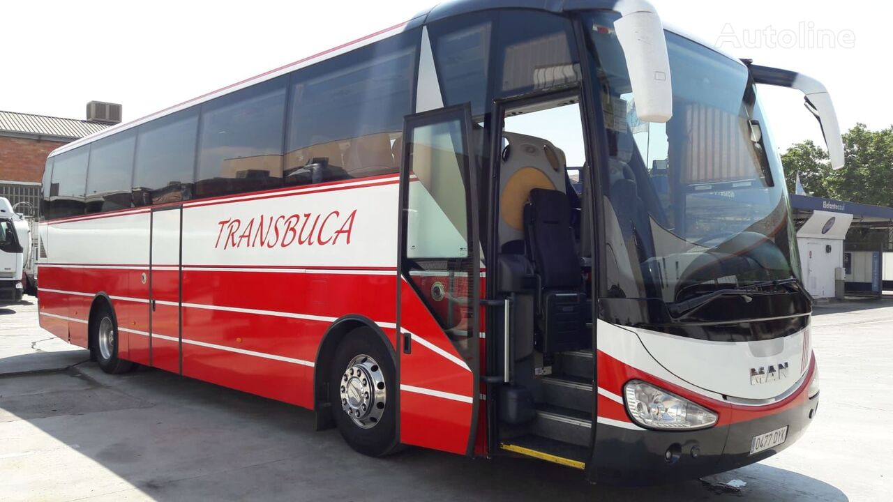 τουριστικό λεωφορείο MAN 410 ratio Obradors