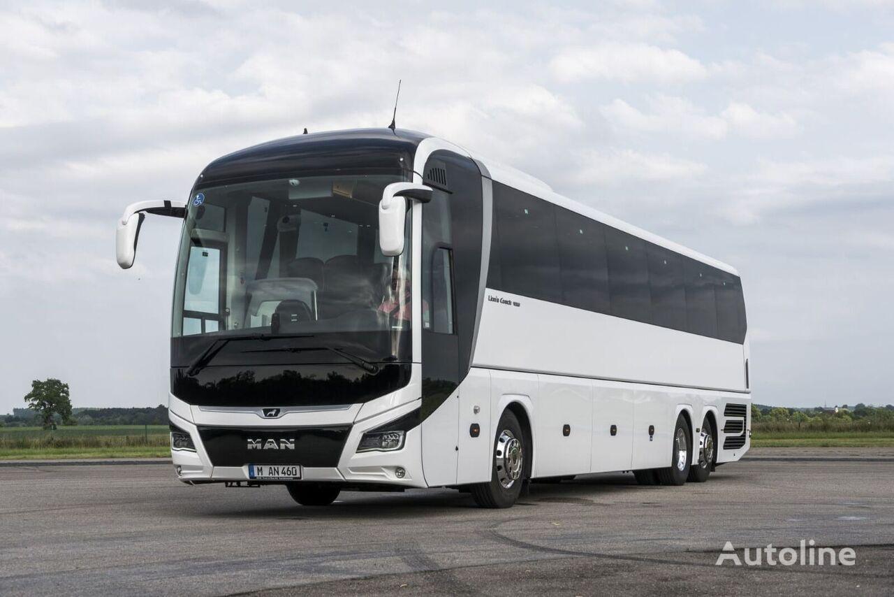 καινούριο τουριστικό λεωφορείο MAN Lions Coach L R08 Euro 6D