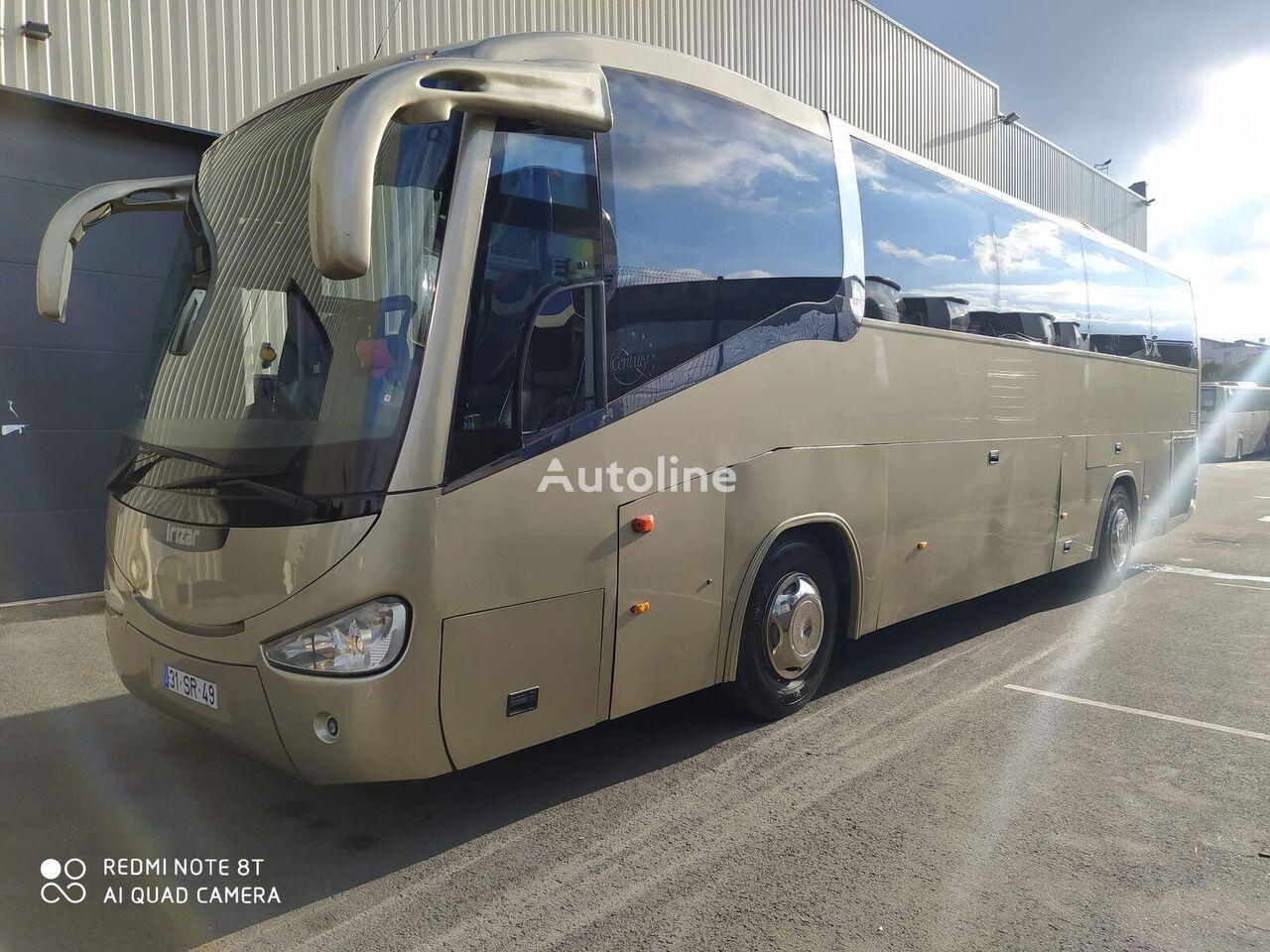 τουριστικό λεωφορείο SCANIA Irizar Century