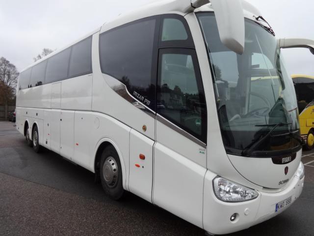 τουριστικό λεωφορείο SCANIA Irizar PB