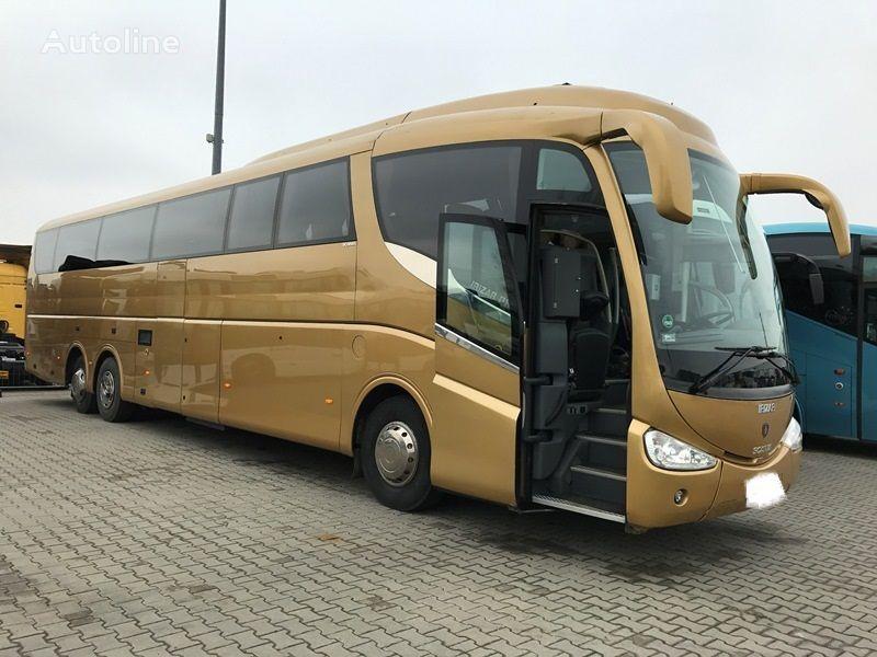 τουριστικό λεωφορείο SCANIA Irizar PB 15.37