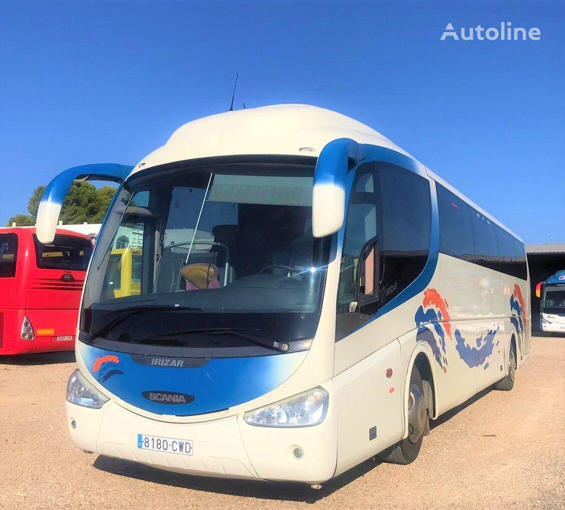 τουριστικό λεωφορείο SCANIA K124 - IRIZAR PB + 420 CV + 477.790 KM REALES