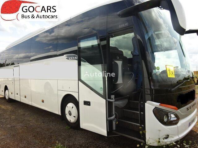 τουριστικό λεωφορείο SETRA 516 hd 40+1+1 vip**** 380 000 KM ORIGINAL
