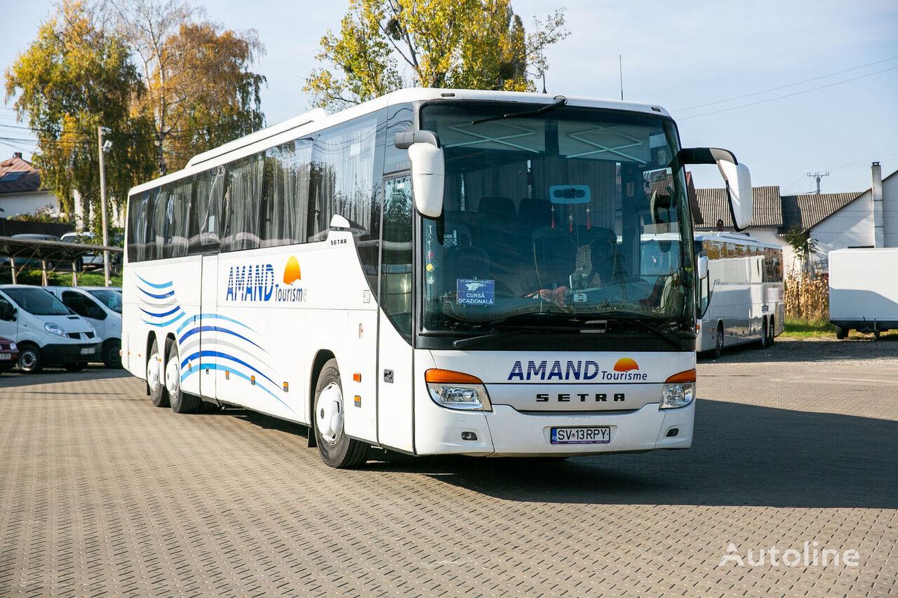 τουριστικό λεωφορείο SETRA ComfortClass S 517 HD