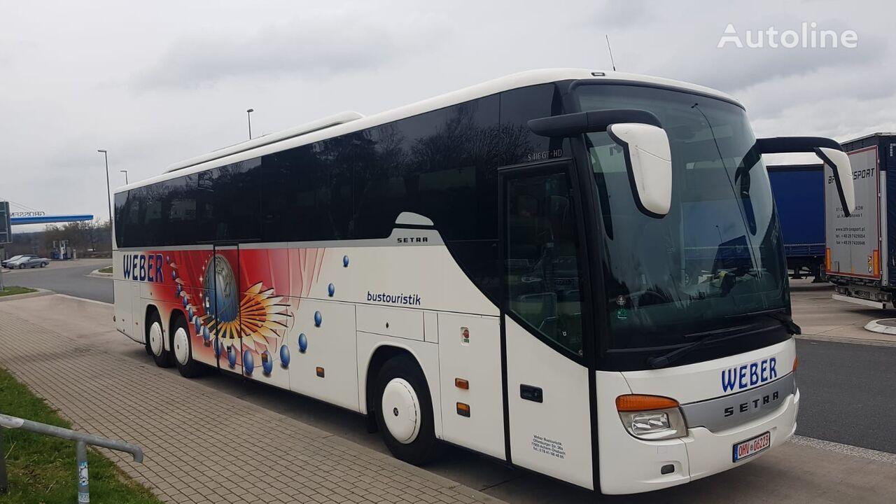 τουριστικό λεωφορείο SETRA S416 GT-HD