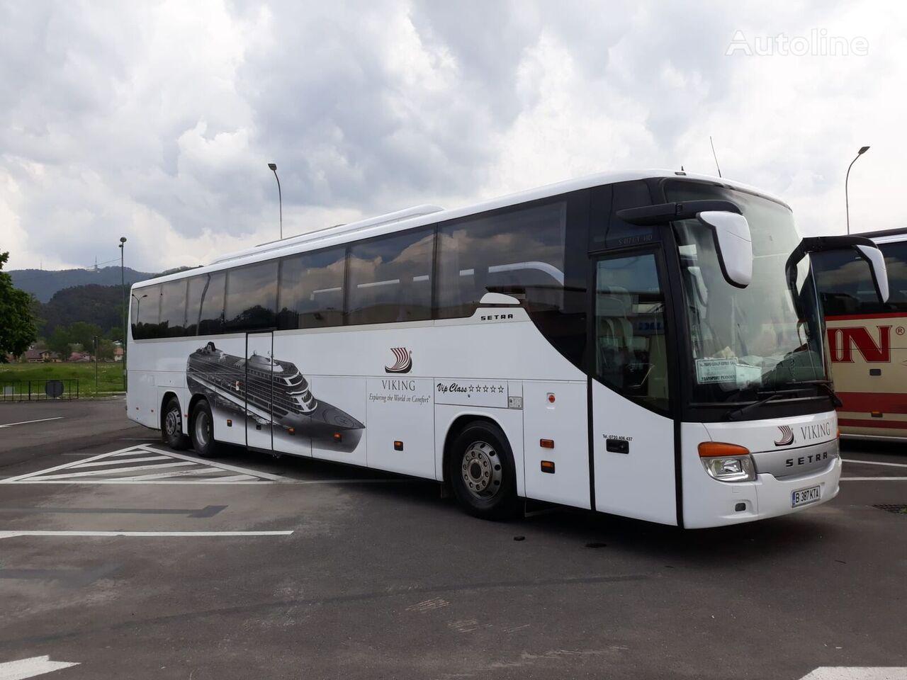 τουριστικό λεωφορείο SETRA S417